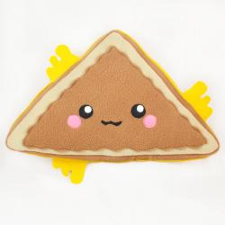 Grilled Cheese clipart triangle sandwich