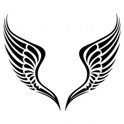 Halo clipart free wing