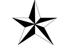Camo clipart star