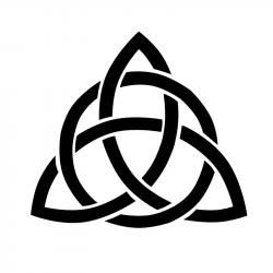 Pagan clipart trinity