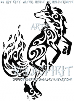 Tribal clipart wind