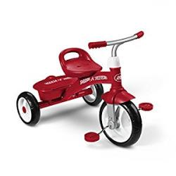 Tricycle clipart red rider