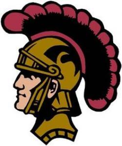 Trojan clipart mascot