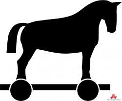 Trojan Horse clipart head