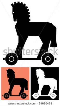 Trojan Horse clipart odysseus
