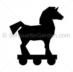 Trojan Horse clipart trojen