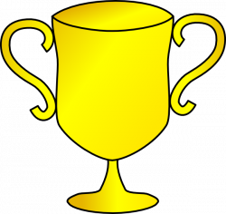 Drawn trophy clipart