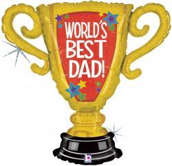 Trophy clipart dad