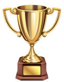 Trophy clipart prize
