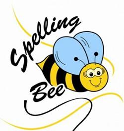 Trophy clipart spelling bee