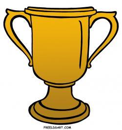 Trophy clipart winner