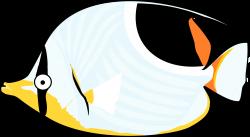 Butterflyfish clipart png cartoon