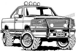 Ford clipart ford f150