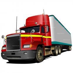 Truck clipart freight