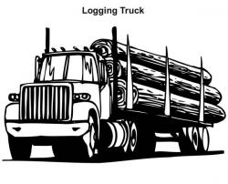 Timber clipart logger