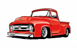 Ford clipart f100