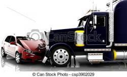Truck clipart truck accident