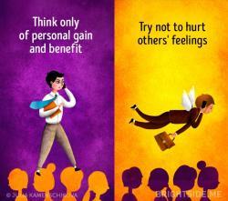 True clipart negative attitude