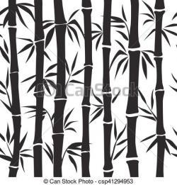 Trunk clipart bamboo