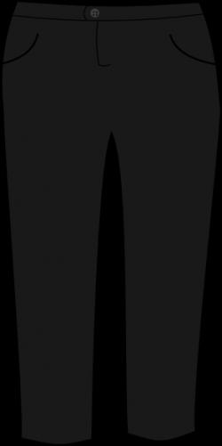 Jeans clipart dress pants
