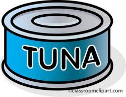 Seafood clipart tuna fish