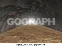 Tunel clipart cave