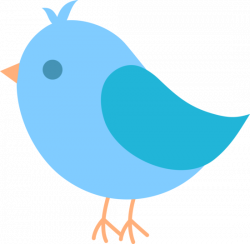 Bluebird clipart little bird