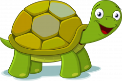 Turtoise clipart happy turtle