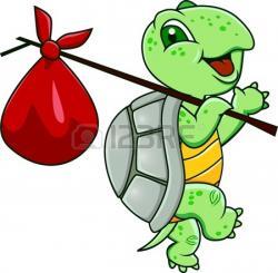 Tortoise clipart funny