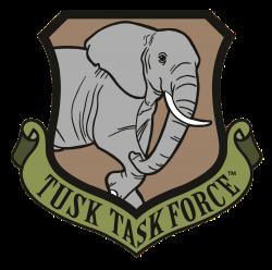 Tusk clipart elephant tail