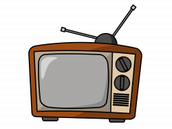 Advertisement clipart watch tv