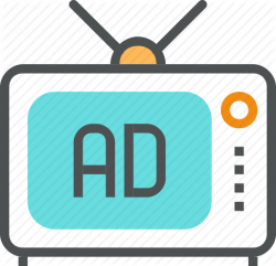 Advertisement clipart promotion