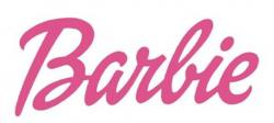 Typeface clipart barbie