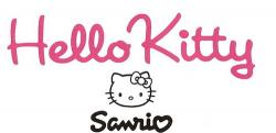 Typeface clipart hello kitty