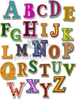 Typeface clipart popular