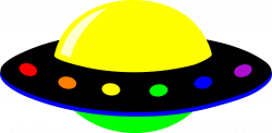Planets clipart neon