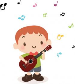 Ukulele clipart ukulele player