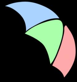 Umbrella clipart cartoon