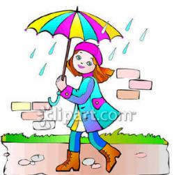Umbrella clipart girly