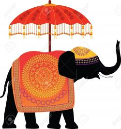Wedding clipart elephant