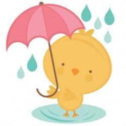 Umbrella clipart kawaii