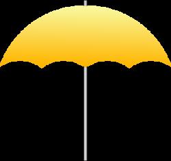Umbrella clipart simple