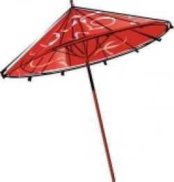 Umbrella clipart thai