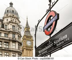 Underground clipart london tower