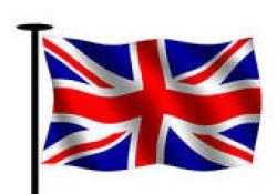 Union Jack clipart animated
