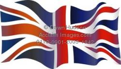 Union Jack clipart british flag