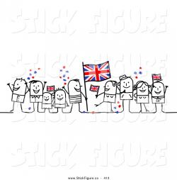 Union Jack clipart country flag