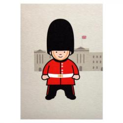 Union Jack clipart royal guard