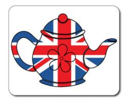 Teapot clipart british