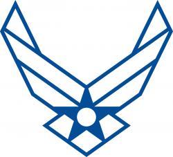 Shield clipart air force